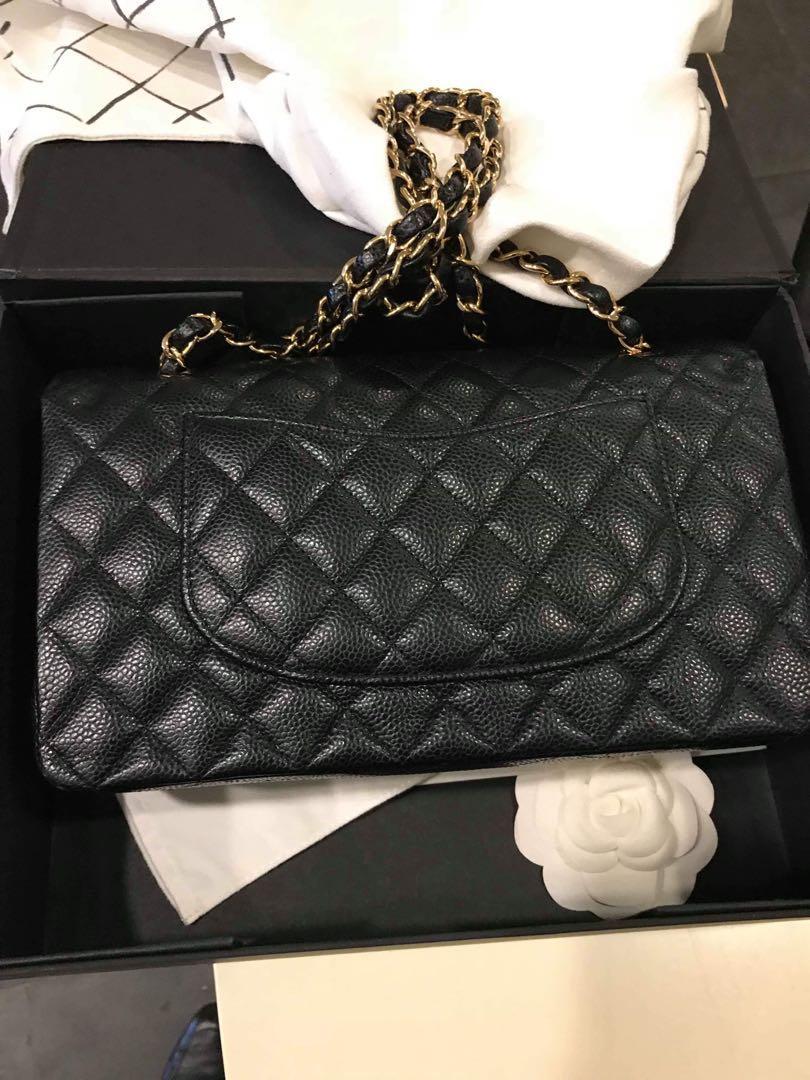 Chanel Classic Medium Flap