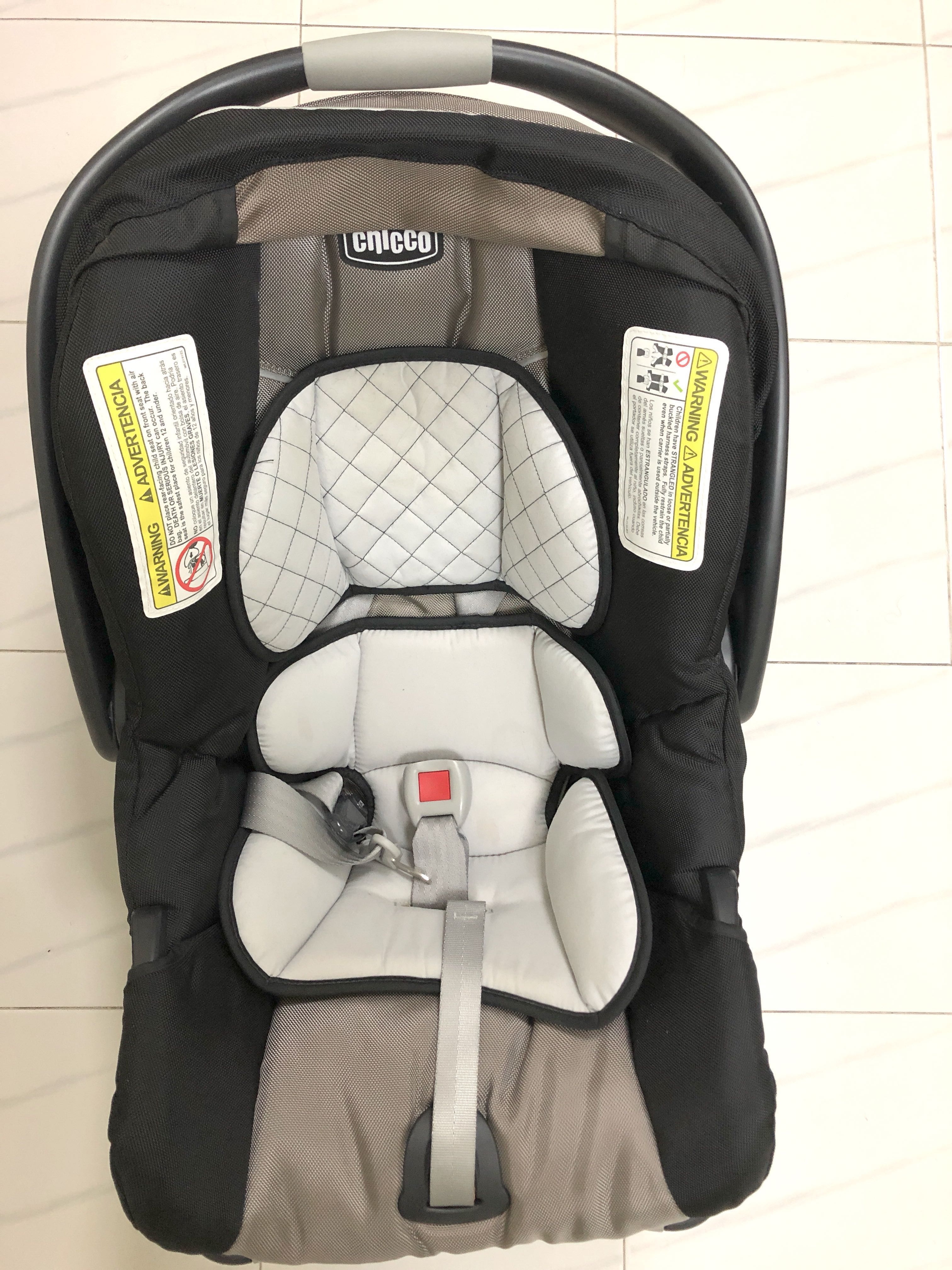 Chicco Keyfit 30 Infant Car Seat Base
