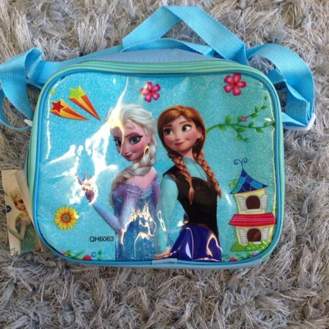 Christmas] [Present] [Cheap] [Lelong] Frozen Lunch Bag