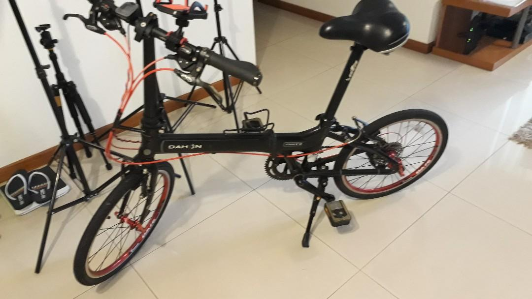 Dahon Vitesse P18 Folding Bike Bicycles Pmds Bicycles Others On Carousell