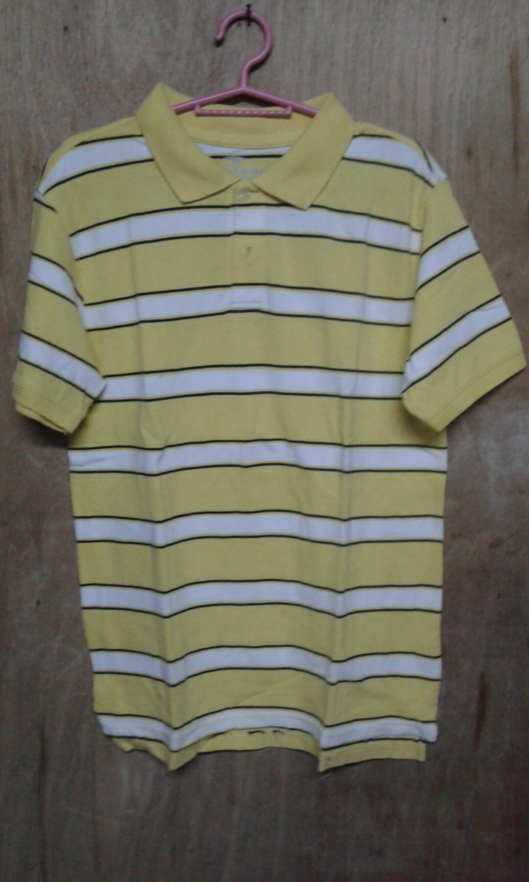 4a6f0ab6 Faded Glory Mens Long Sleeve Polo Shirts - DREAMWORKS