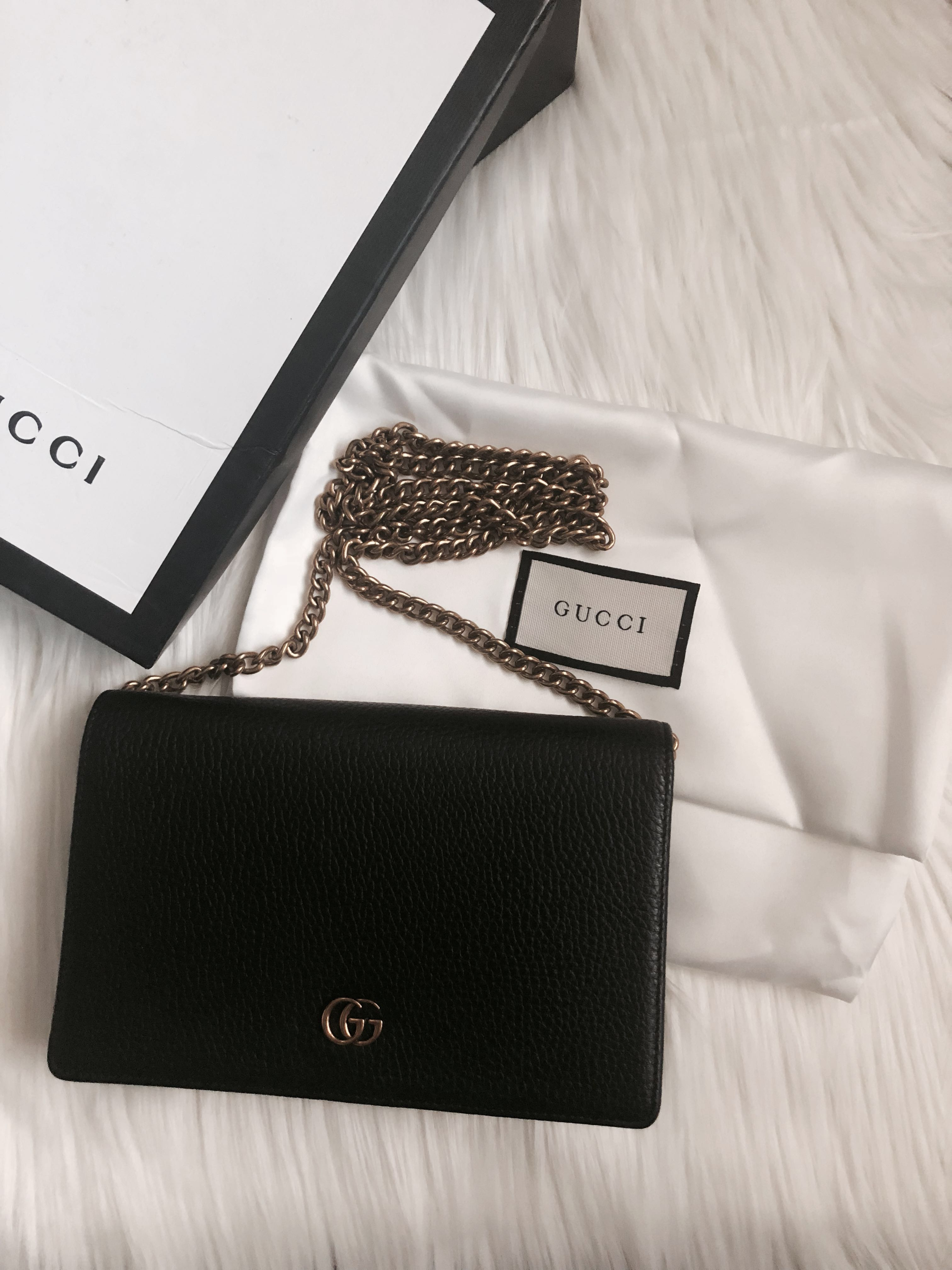 2a84a49fd667 Gucci Crossbody Party Bag, Luxury, Bags & Wallets on Carousell