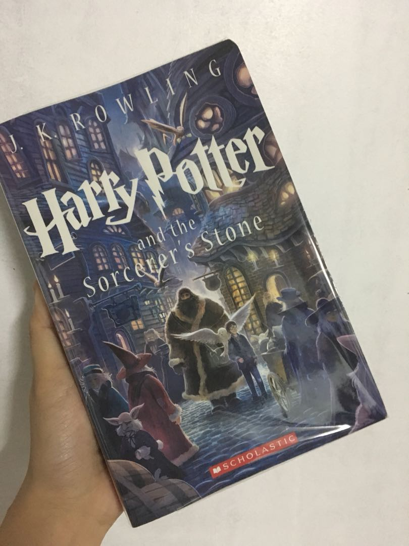 Harry Potter Book Books Books On Carousell