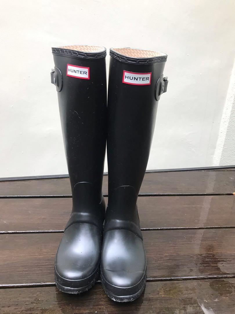 1cb01604866 Hunter Original Tall Wellington Boots