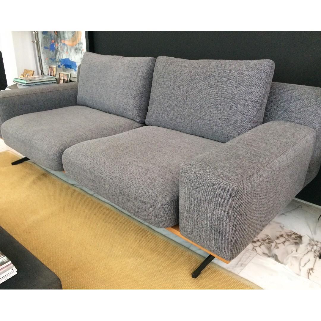 Italian Designer sofa. Only 3 months old!
