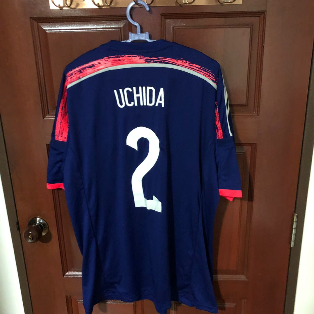 df6748553 Japan FA 2014 World Cup Jersey