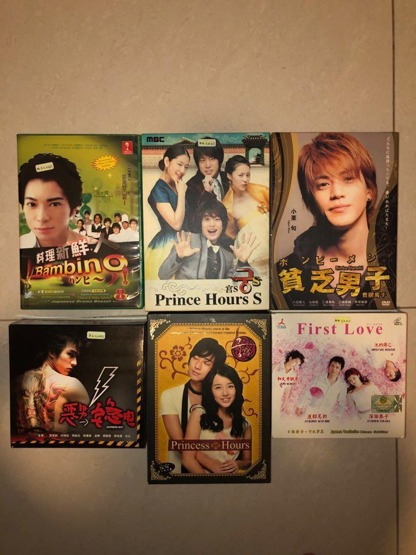 Korean Drama DVD VCD