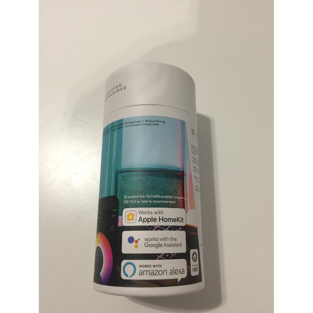 LIFX A19 Colour LED Bulb (E27 Edison Screw) for sale $70 (New)