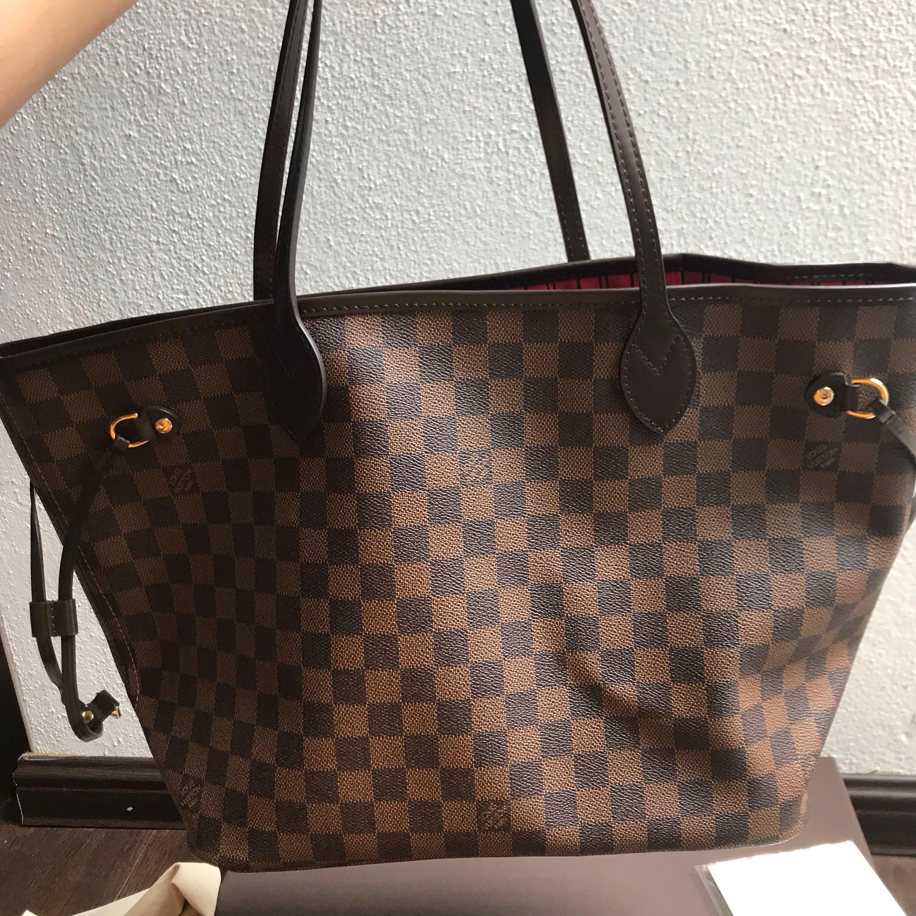 5fef1a806 Louis Vuitton Neverfull PM (triple AAA replica), Women's Fashion ...