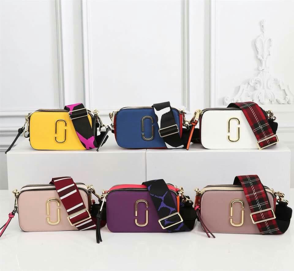 a29cebd1f3c8 Marc Jacobs Snapshot Camera Bag