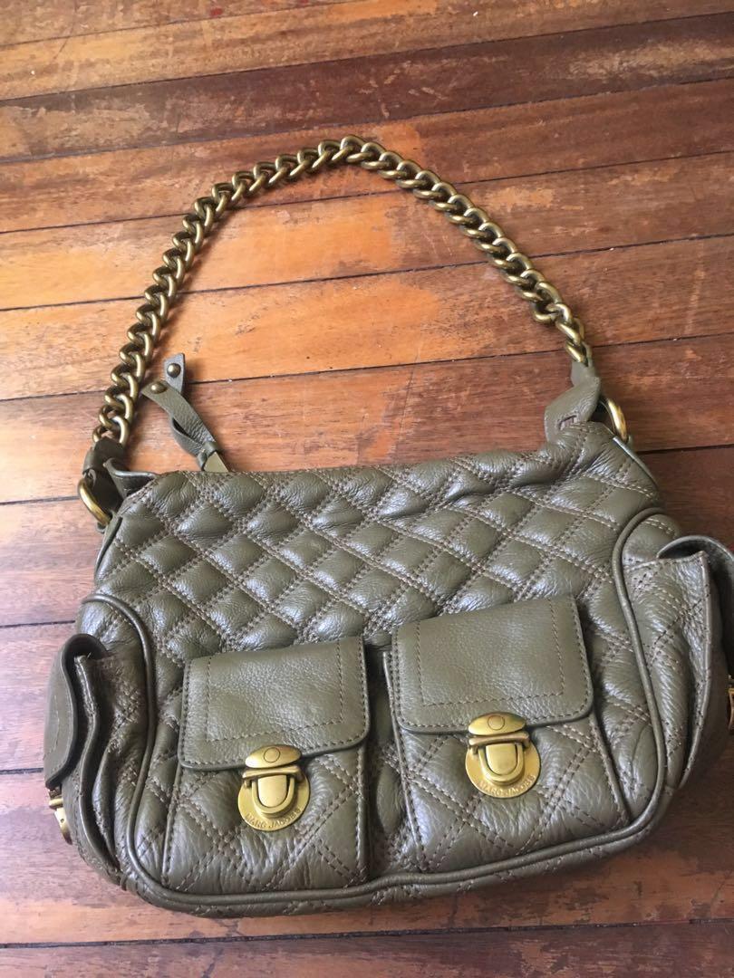 "31eb6c31916f Marc Jacobs Quilted Shoulder Bag ""Sale""!!!!!"