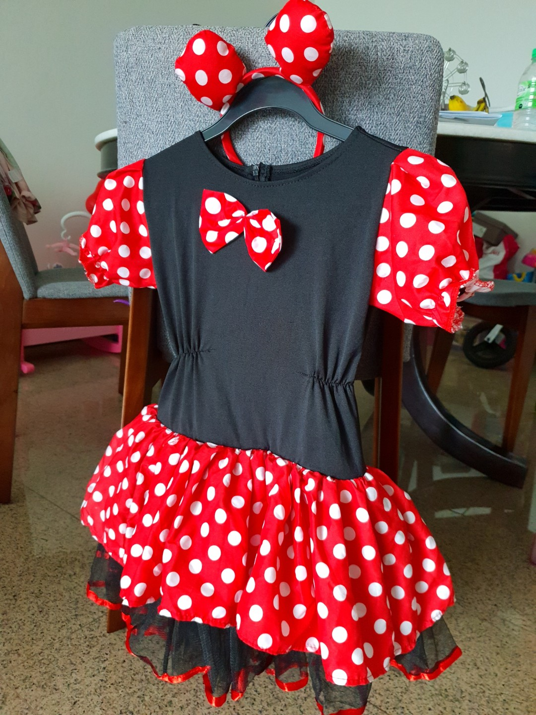 71b6f5c8a Minnie Mouse costume for girls