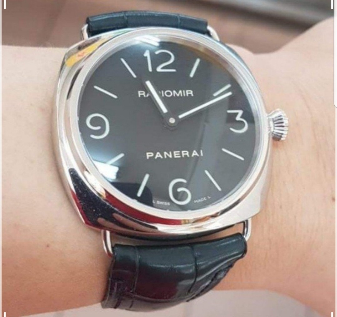 Panerai Pam 210 Discon Luxury Watches On Carousell