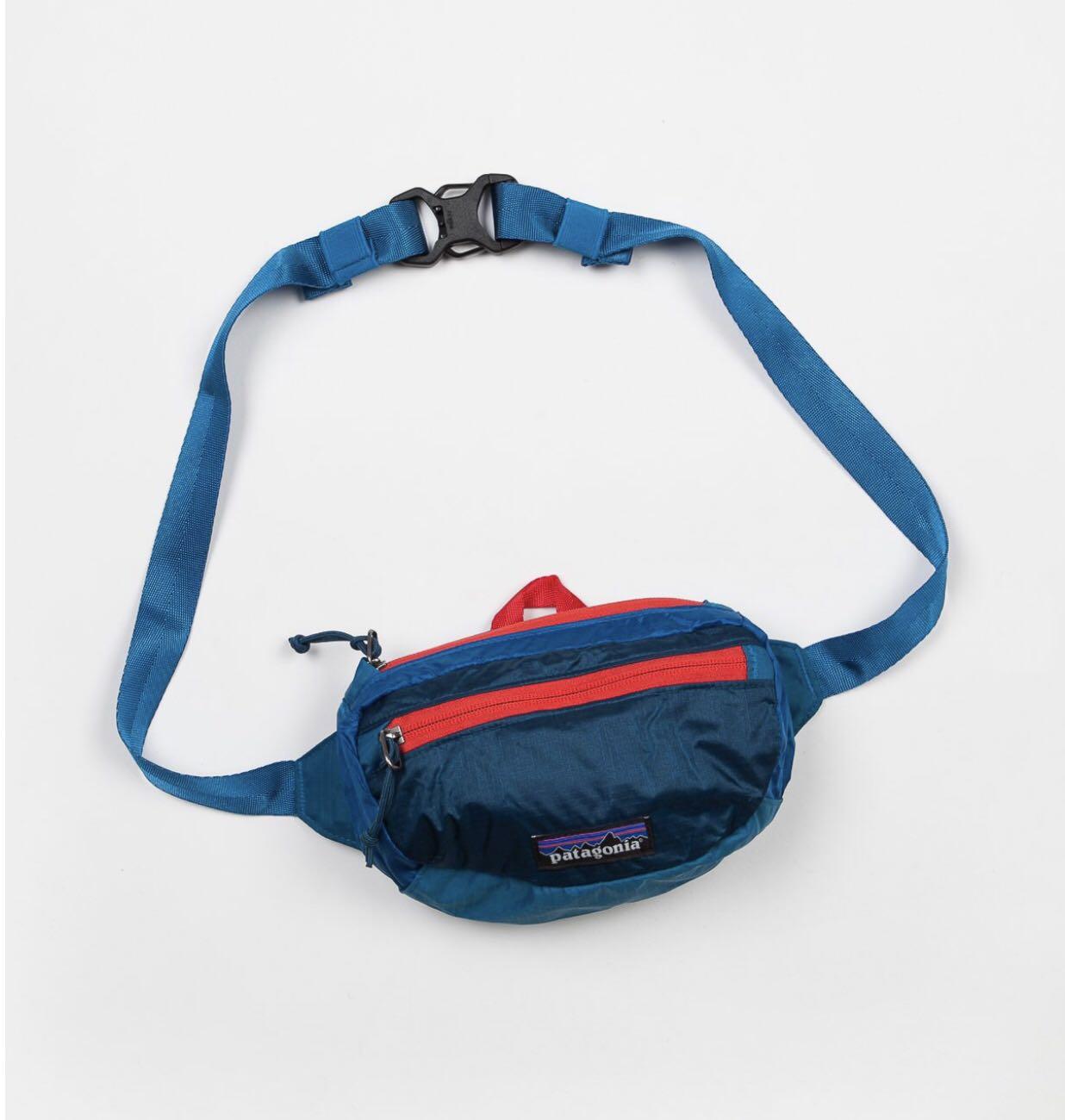 9b782122ad920 Patagonia Lightweight Travel Mini Hip Pack - Balkan Blue