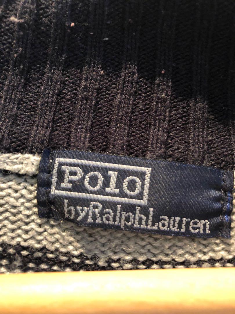 Polo jumper