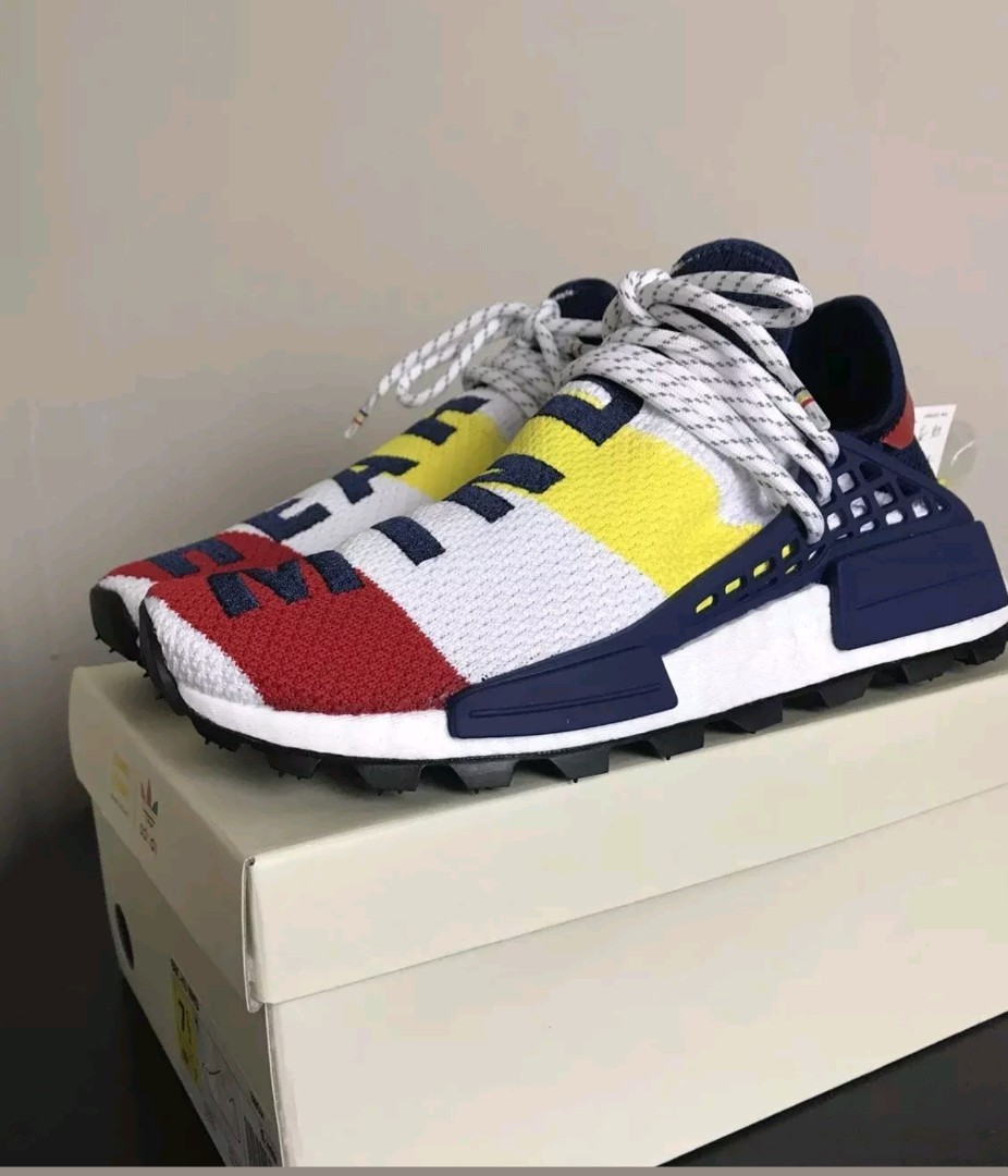 7f3b1f180 Price Firm Not Trading   us10 Adidas NMD BBC Human Race Trail