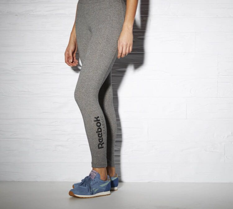 f995f409b1 Reebok Sports Leggings, Women's Fashion, Clothes, Pants, Jeans ...