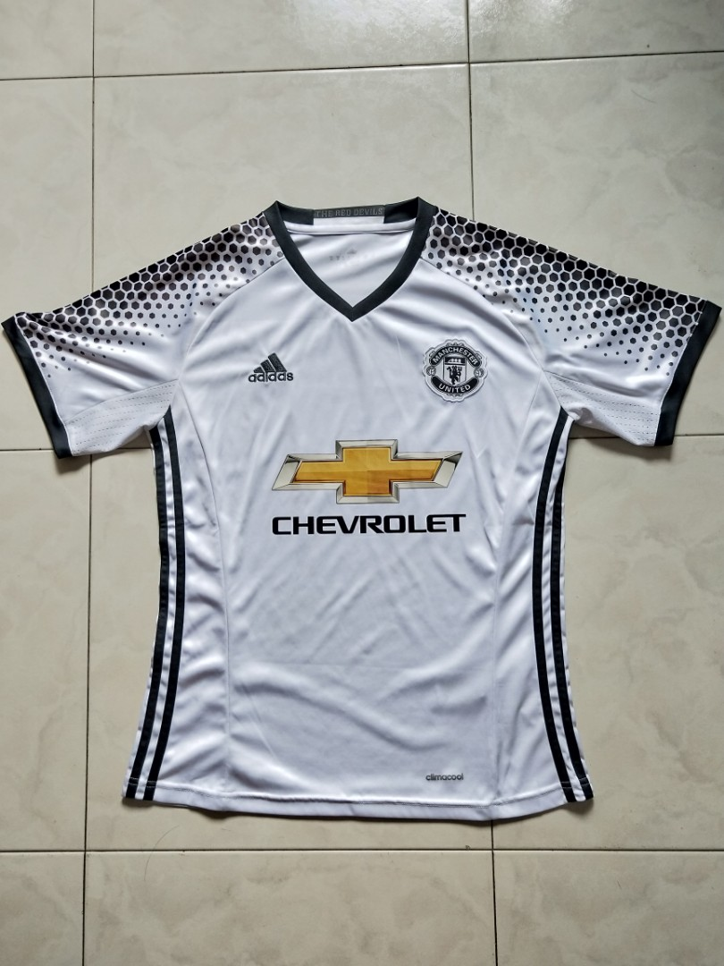 premium selection 36668 d57aa Replica Adidas Manchester United 2016/2017 3rd Jersey