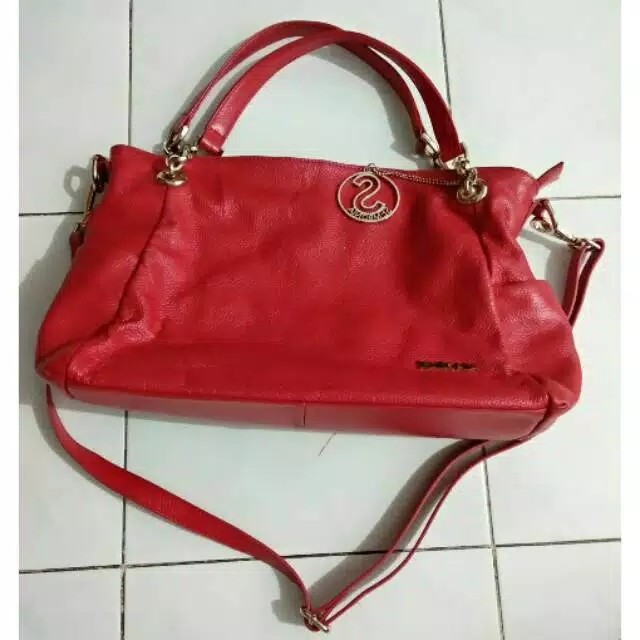 3966346565 Sembonia original second MULUS warna MERAH TERANG, Luxury, Bags ...