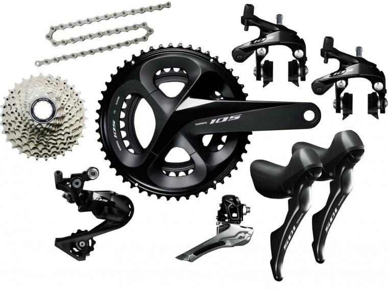 25685c2d178 Shimano 105 R7000 full groupset, Bicycles & PMDs, Bicycles, Road ...