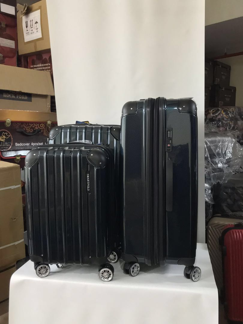 f766876d1d SMART POLO LUGGAGE   3 PC set