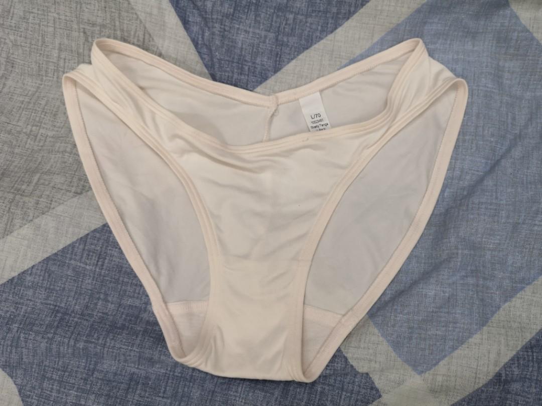 0a42a22986fd Triumph Stretty Tanga V back Panty (L Size), Women's Fashion ...