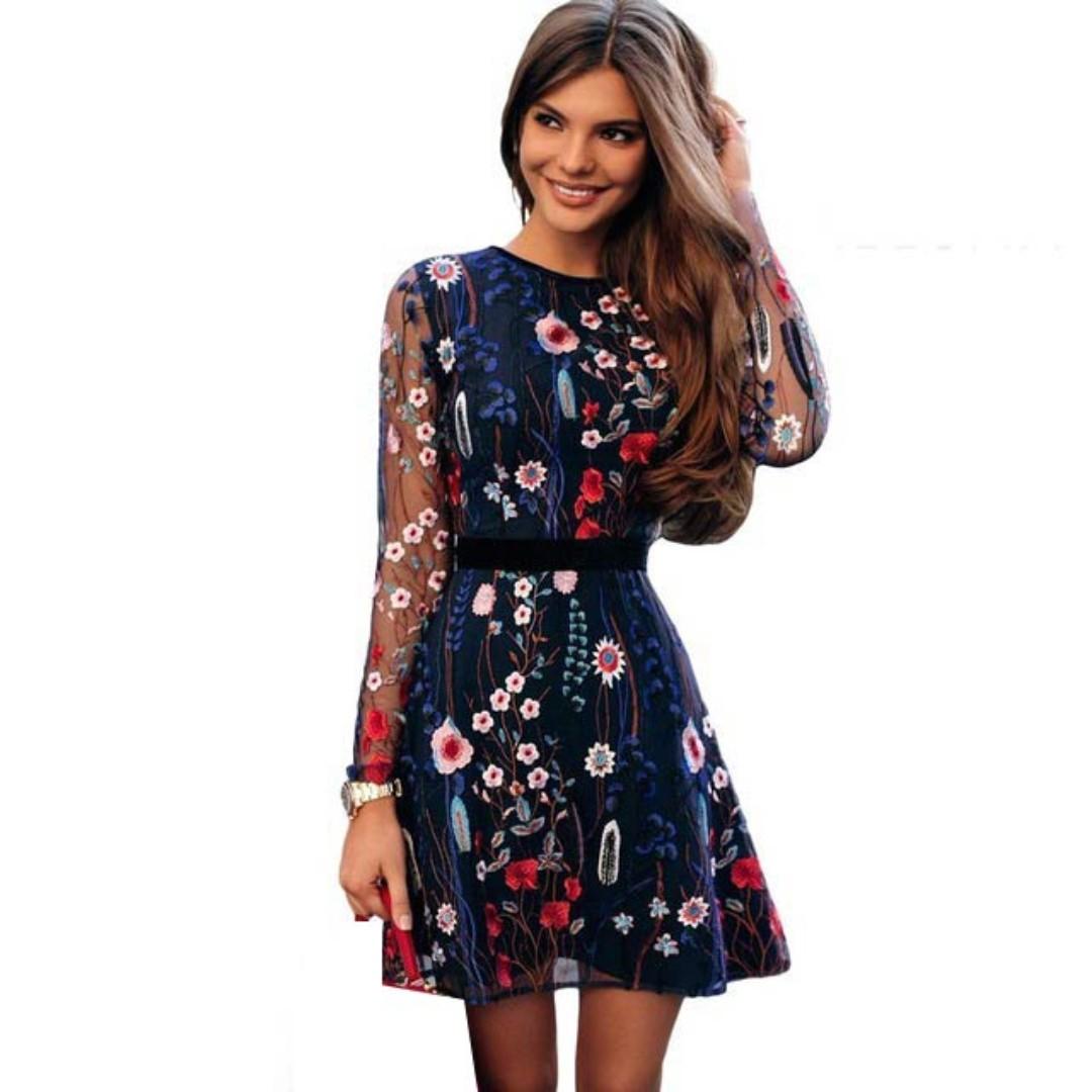 978f1b0c3651e Unique Fancy Dress Prominent Women's Fashion Clothing (Sizes): S/M/L/XL