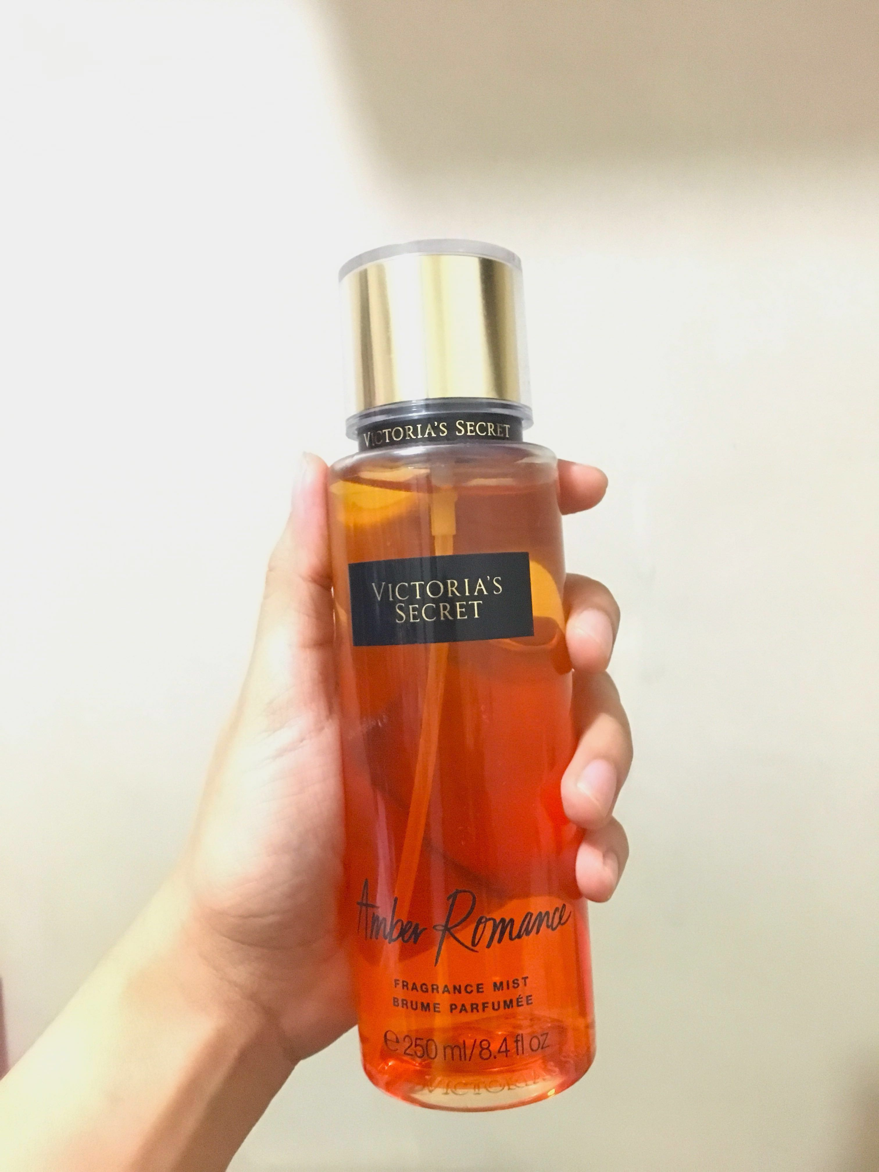 2c6b55b899 Victoria s Secret Fragrance Mist in Amber Romance