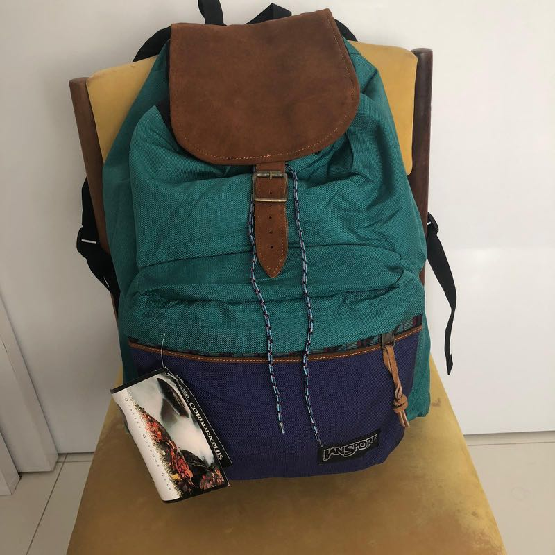 Vintage Jansport Backpack USA