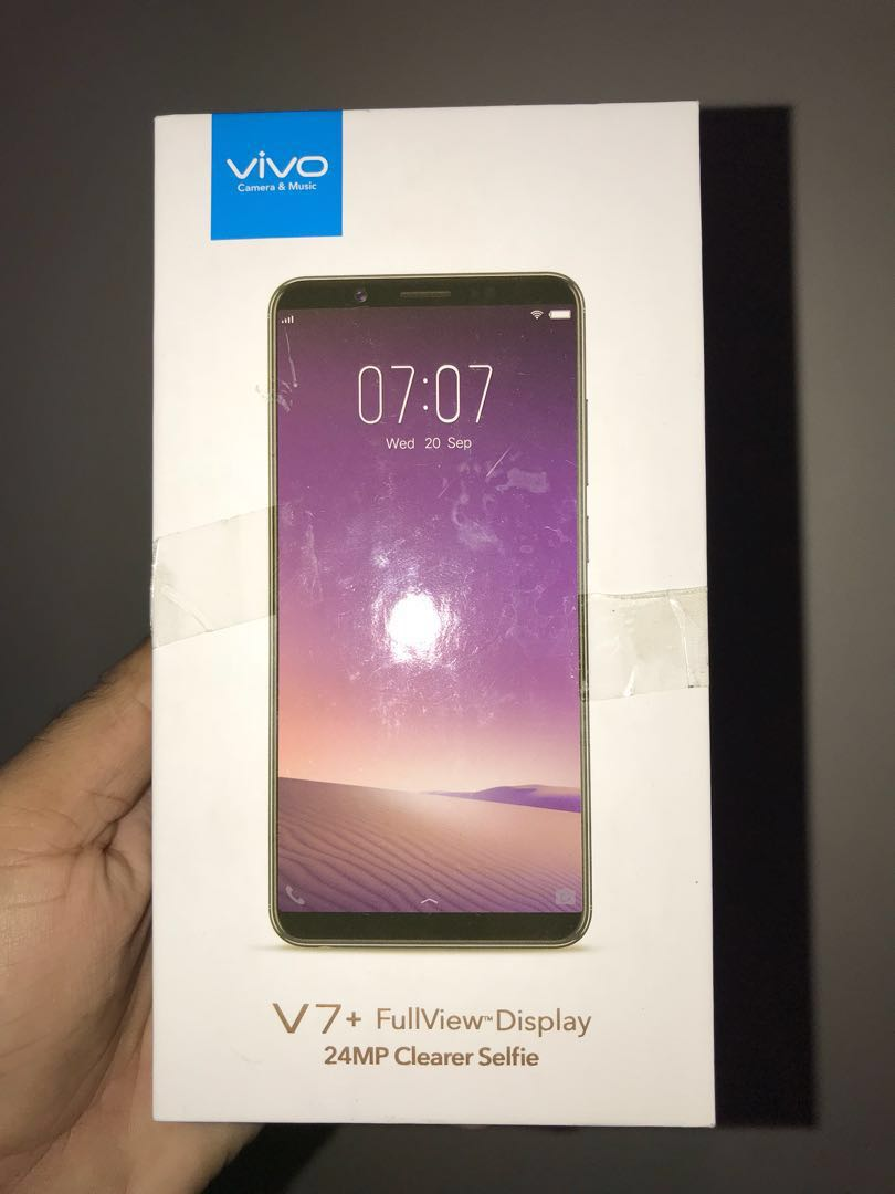 Vivo V7 plus, Mobile Phones & Tablets, Android Phones
