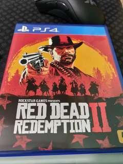 Red Dead Redemption 2 普通版(中英文)  code未使用