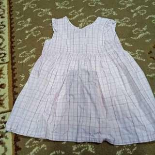 Baby Dress Mothercare 3-6m
