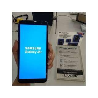 Cicilan Samsung J6+ Tanpa Kartu Kredit