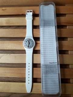 Preloved Sporty White Band Swatch