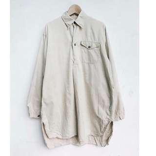 Rolling on 古著 公發 美軍 瑞典 襯衫 vintage shirt