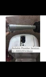 Your Reliable Choice ! Plumbing Services !