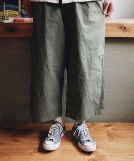 Rolling on 古著 軍褲 公發 美軍 瑞典 寬褲 vintage pants