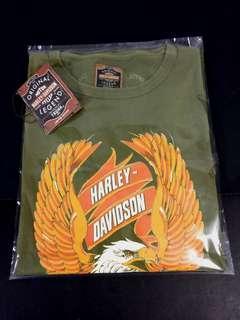 Limited Edition HARLEY DAVIDSON Mens 100% cotton T-shirt 限量版