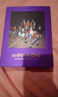 Wanna One Album | Nothing Without You