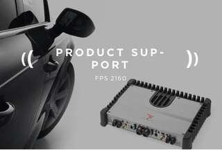Focal FPS 2160 Amplifier (汽車音響升級)