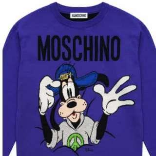 WTS: HMOSCHINO // H&M MOSCHINO JUMPER