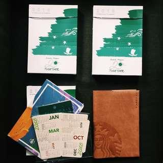 Sealed Sb planners 2017 & 2018 Collectors item