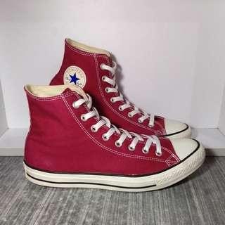 Converse Chuck Taylor All Star Hi Top Maroon