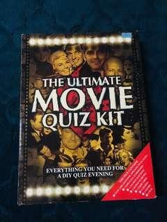 The Ultimate Movie Quiz Kit