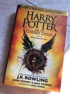 BN Harry Potter And The Cursed Child
