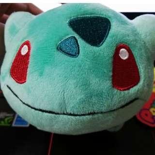 奇異種子 公仔 Pokemon 寵物小精靈 口袋妖怪 寶可夢