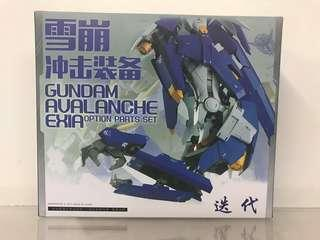 Metal Build Avalanche Exia Option Parts Set