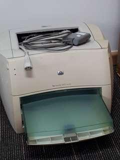 Printer HP 1000 deskjet