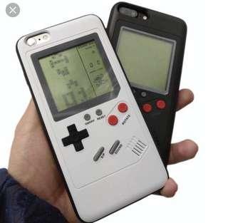 Tetris game casing