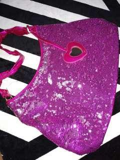 Samantha sequinned bag